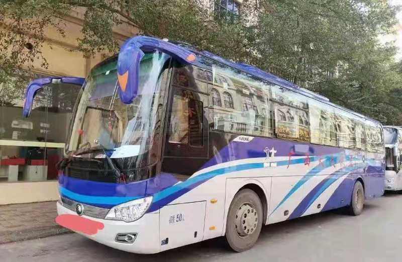 宇通6116型客车  17年5月的 50座国5车