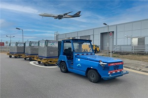 安全可靠 高效便捷 微宏动力助力香港机场打造智慧物流体系