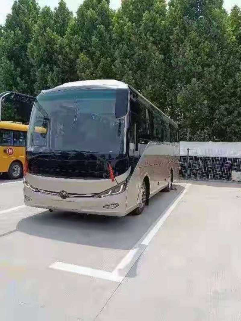 宇通新T7系款6907,19年8月,玉柴270发动机,38座