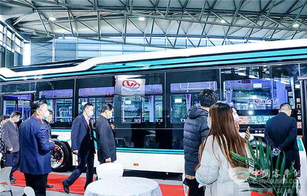 不忘初心 携手共进 2021年第10届上海国际客车展邀您共赴新征程!