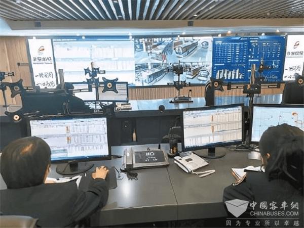 """什么""""黑科技""""?北京八成公交线路将实现这个功能!"""