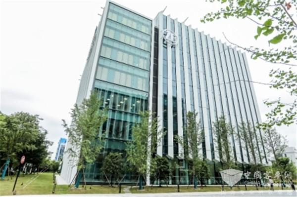 采埃孚亚太区总部新办公大楼启用 将持续投资中国市场