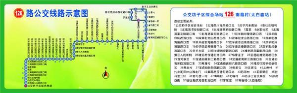 潍坊公交集团新开126路强力助推乡村振兴