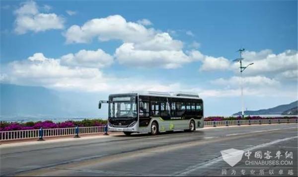 降低能耗近15% 揭秘宇通新能源客车智慧节能系统