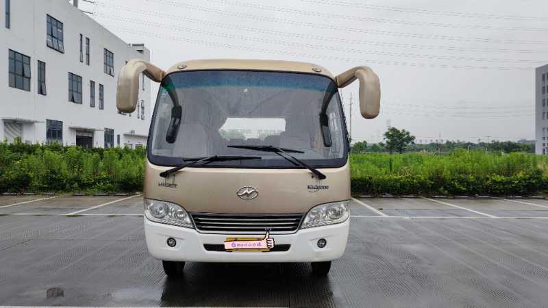 19座苏州金龙 海格客车