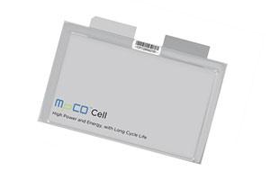 微宏动力纯电动商用车电芯 MpCO