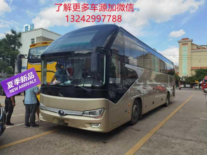 2018年1月 国五50座宇通6128型气囊客车
