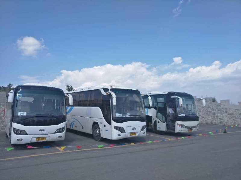 望京旅游大巴出租-团建租车-大客车租赁-商务租车