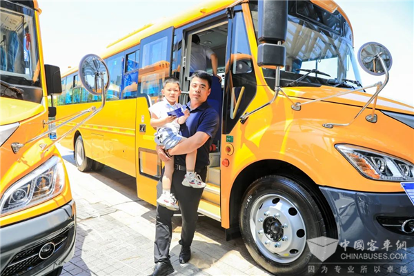 一切为了安全! 2021中国校车行业高峰论坛向行业传递了哪些信息?