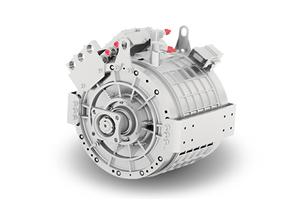 精进电动SD365_1000Nm电机
