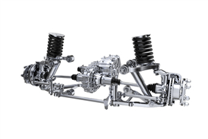 盘毂动力PDS120KF电驱动产品