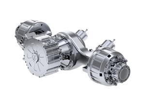 盘毂动力PDS200KCA电驱动产品