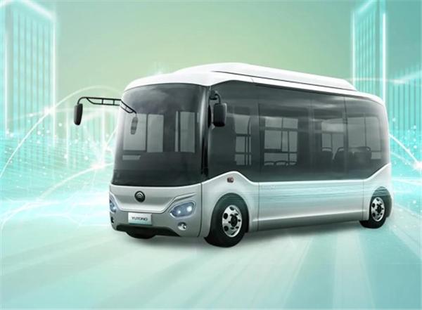 型动高效 无微不至!图说宇通6米微循环公交E6S
