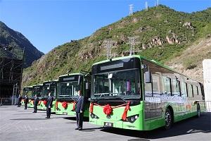 助推九寨沟全域绿色发展 比亚迪纯电动客车K9批量交付大九寨旅游集团