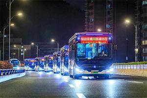 """100台中通新N系公交上线济南 成为城市绿色出行""""重头角色""""!"""
