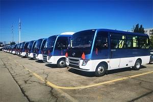 城乡一体,为民服务!批量东风超龙客车为甘肃城乡客运提质升级