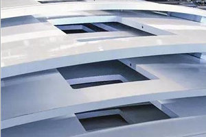 爱普推出重磅新品:公交车复合材料顶盖