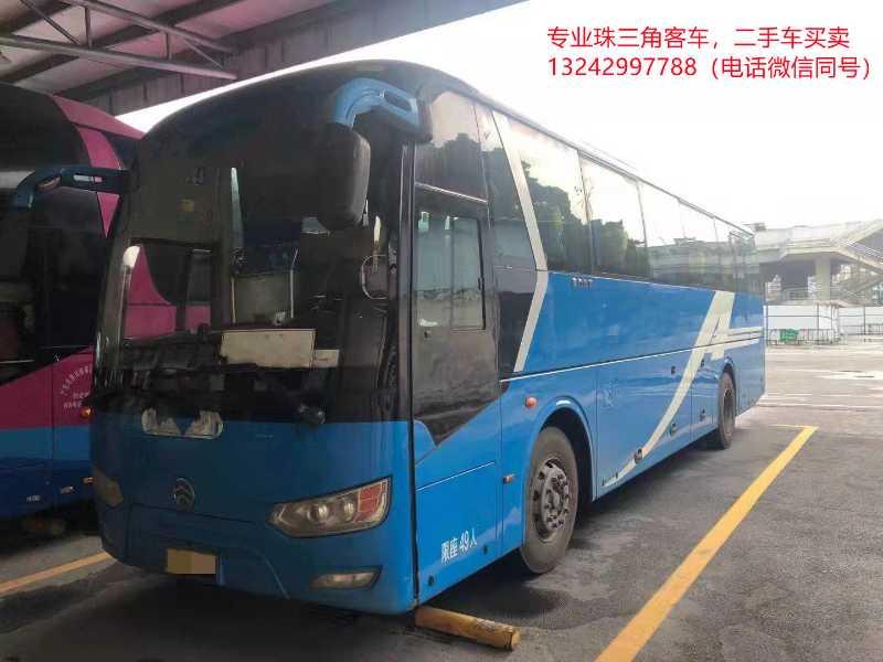 2017年7月 49座国五有安全门全气囊碟刹金旅客车