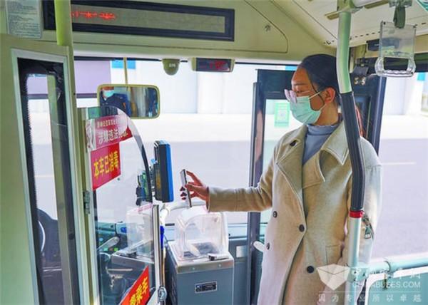 廊坊:市区公交实现微信扫码乘车