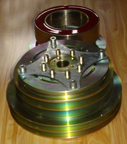 皮带轮的尺寸可据客户的要求进行定制
