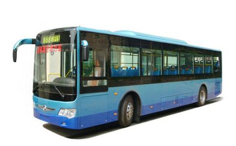 扬州亚星JS6126型新能源客车