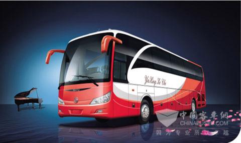 亚星YBLO418客车