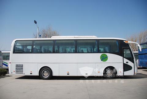 天津华瞻运业信赖舒驰客车