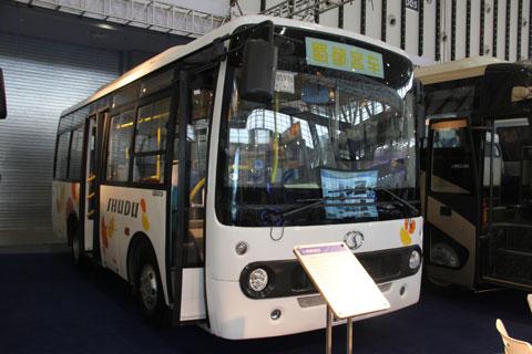 蜀都CDK6732CE型城市客车