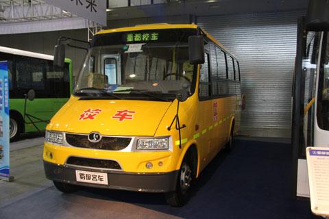 蜀都CDK6700XED专用校车