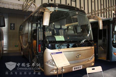 2012 CIBC年度客车亚军奖得主——CDK6800E1R