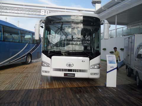 10米新能源客车