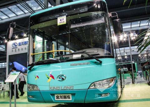 XMQ6119AGBEV纯电动客车绿色环保明星