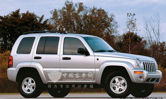 声誉全球的Jeep Cherokee (KJ,2001-2007)和Jeep