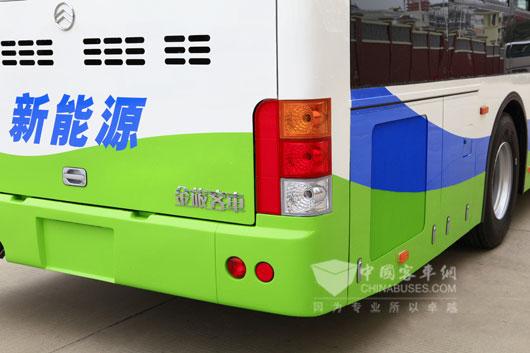 金旅新能源城市公交