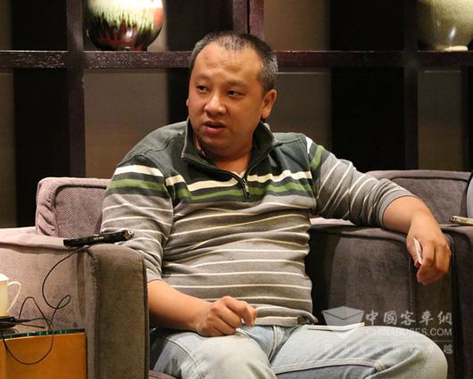 厦门大学能源学院副教授黄光晓在会后接受采访