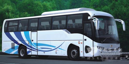 2014年1-9月南京金龙纯电动客车产销量全行业第二