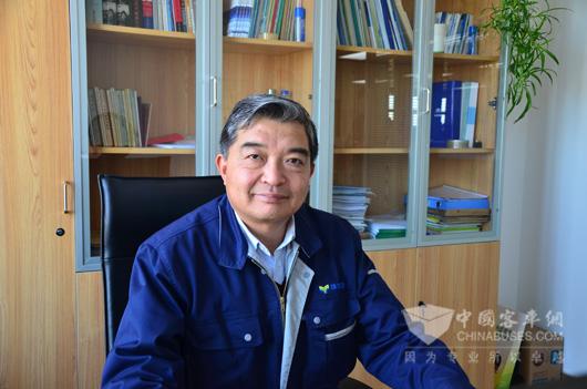 天津滨海公共交通集团有限公司技术部部长刘克