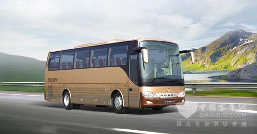 安全之星—安凯HFF6100LK10D客车