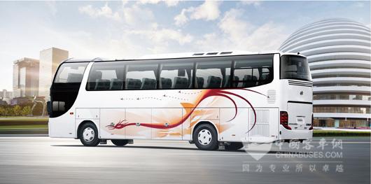 中国市场推荐客车—安凯HFF6113K06D1E4层半客车