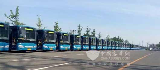 松正4代助力旅顺城市公交发展迈入新阶段