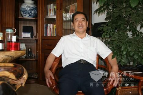 新国线集团(聊城)有限公司总经理王涛