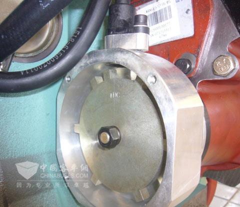 图23:lng发动机点火系统示意图