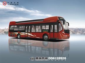 黄海客车:紧贴公交市场需求 展示旗舰品牌风范