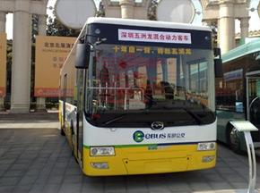 自主品牌铸造金色品质 五洲龙客车服务东部公交