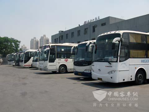 六里桥长途客运站到丰宁每天有几段车高清图片