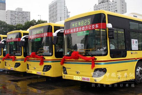 新能源客车