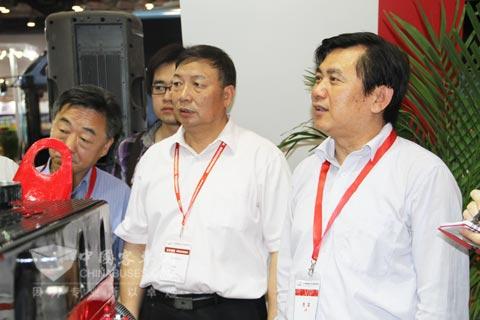 交通运输部副部长冯正霖