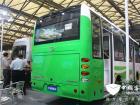 少林SLG6660EVG2型纯电动公交车