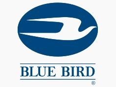 蓝鸟公司标识