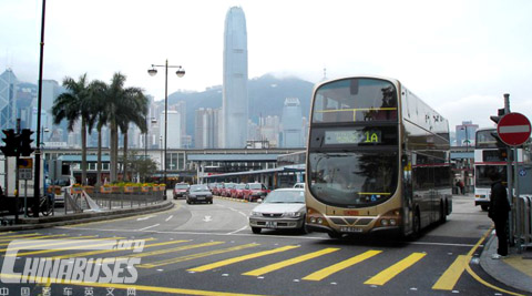 Wrightbus for Hong Kong1
